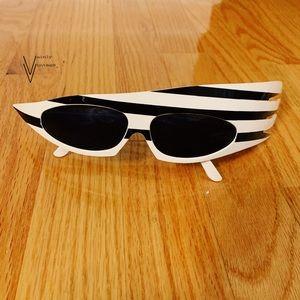 RARE Vintage 80s New Wave Sunglasses
